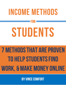 income methods for students