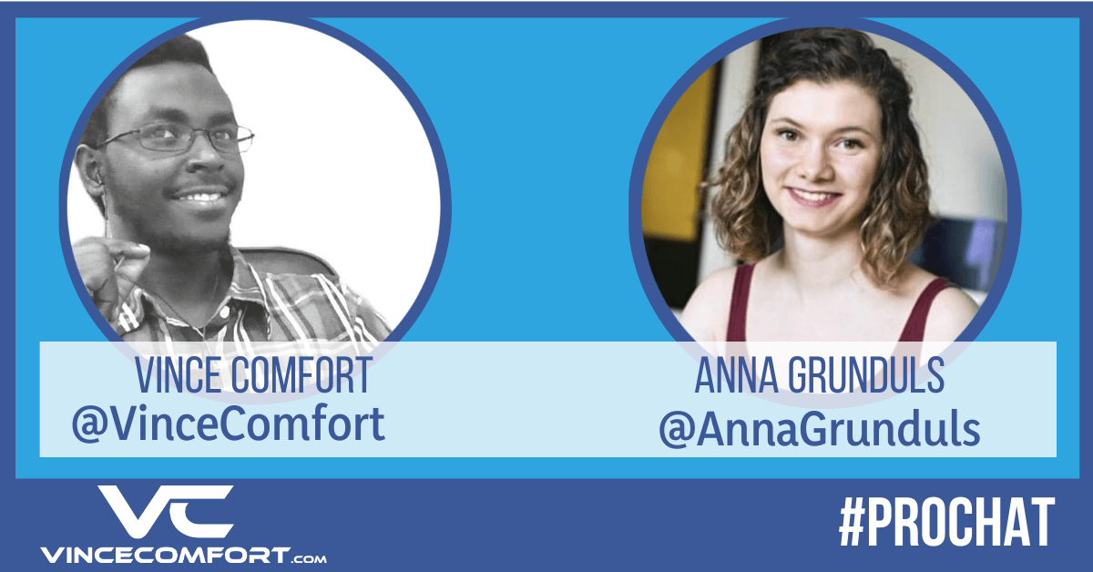 Don't Try to Please Everyone -Anna Grunduls: ProChat