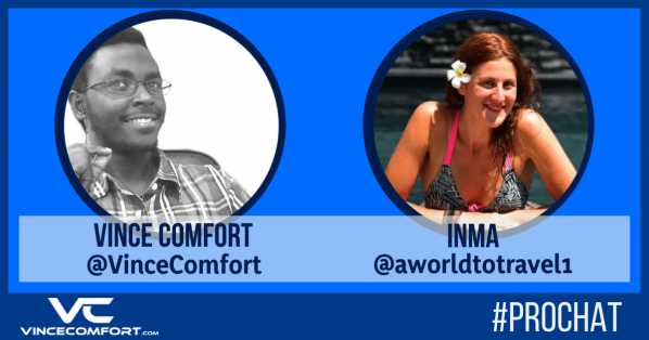 ProChat with Vince Comfort & Inma