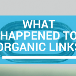 What Happened to the Organic Links