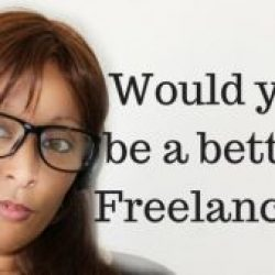 Would you be a better Freelancer? I just did