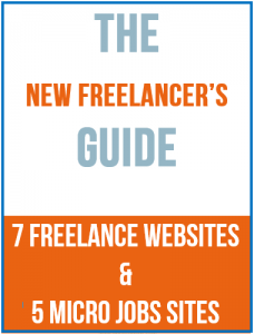 7 freelance sites and 5 micro jobs sites