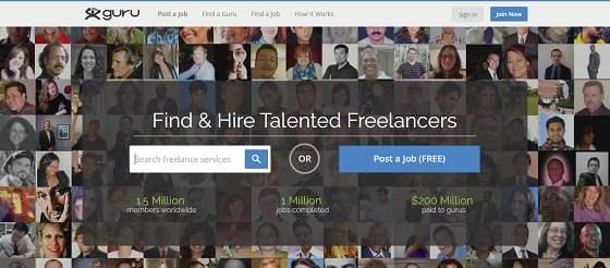 guru.com micro jobs