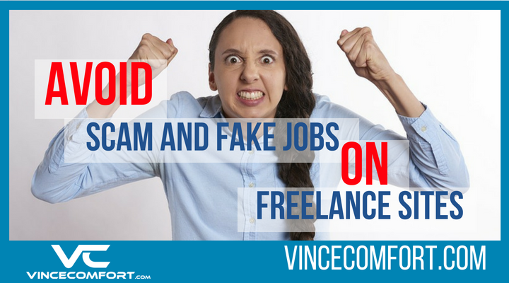 Here's a Quick Way to Avoid Scam and Fake Jobs on Freelance sites